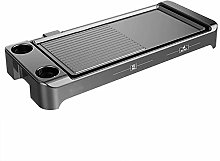 IG Electric Griddle Indoor Grill Smokeless Coated