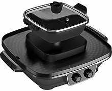 IG Grill Indoor Hot Pot Multifunctional Teppanyaki