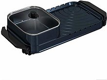 IG Hot Pot Double Pot Electric Grill Table Grill