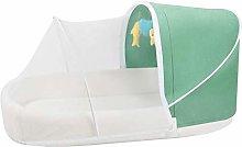 IG Portable Crib, Foldable Portable Baby Bionic