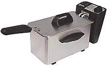Igenix IG8015 Compact Mini Deep Fat Fryer with