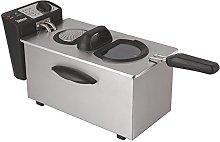Igenix IG8035 Deep Fat Fryer with Large Basket,