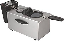 Igenix IG8035 Deep Fat Fryer with Large Basket,