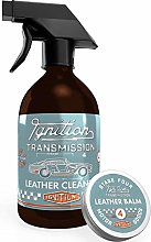 Ignition transmission car leather cleaning kit