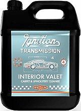 Ignition transmission car valeting carpet and