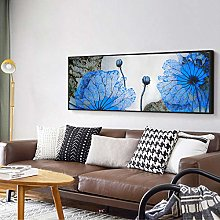 IGNIUBI Flowers Oil Paintings Print On Canvas