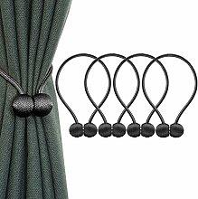IHClink Magnetic Curtain Tiebacks Buckle Clips Tie