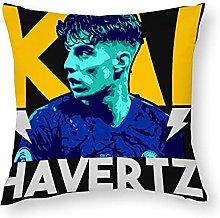 IICOELPUU Kai Havertz Throw Pillow Covers