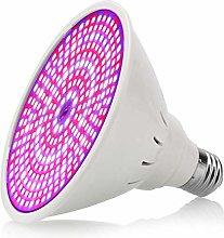 IIIZZZZ Growing Lamps,E27 290 LED Grow Light, 8