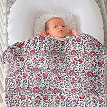 iinfinize Tribal Baby Quilt Baby Boy Bedding 100%