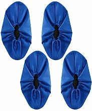 iixpin 2 Pairs Reusable Non Slip Shoe Covers Boot