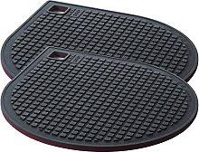 ikea 365+ Gunstig Trivet Magnetic Red Dark Gray