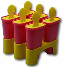 Ikea ICE Popsicle Maker Molds Set of 12 - (6)