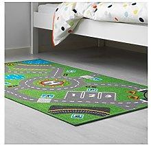 Ikea Play Mat Childrens Rug (storabo)