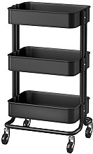 Ikea RASKOG Home Decorative Steel Storage Utility