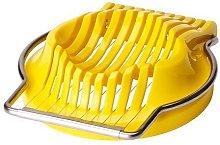 IKEA Slät egg slicer in yellow