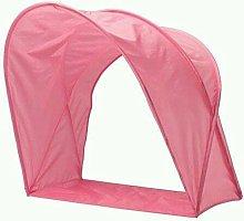 IKEA.. Sufflett Bed Tent, Pink