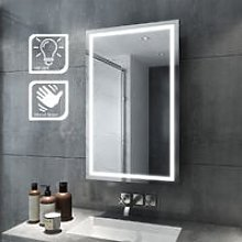 Illuminated LED Bathroom 430 x 690mm Mirror