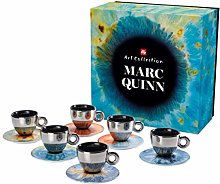 ILLY ART COLLECTION Coffee Set by Marc Quinn - 6