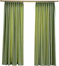 ILMF Blackout Curtain, Cozy Breathable Linen