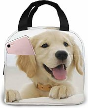 Images Portable Insulated Lunch Bag Thermal Cooler