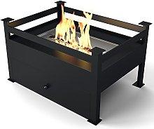 Imagin ARKLE Free Standing bioethanol Fireplace