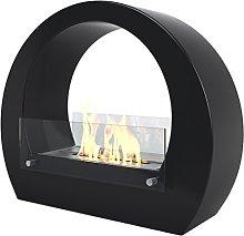 Imagin IMBF13B Bioethanol Fireplace-Boston Black,