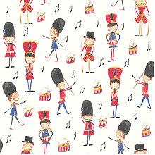 Imagine Fun Wallpaper Drummer Boy Red 696003 Full