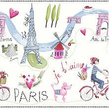 Imagine Fun Wallpaper Frieze Paris with Love