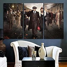IMAX666 Canvas Picture 3 Pieces Wall Art 50X70Cm