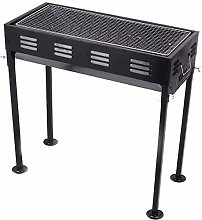 IMBM Outdoor Barbecue Grill, Portable Detachable