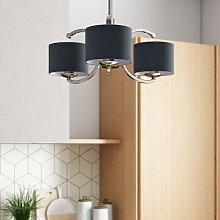 Imelda 3-Light Drum Chandelier Zipcode Design
