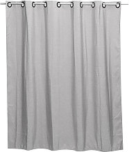 Imitation Linen Outdoor Curtain Waterproof Garden Patio Porch Gazebo Decoration 200x200cm