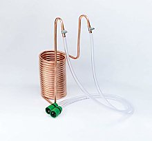 Immersion Wort Chiller/Copper Wort Cooler/Micro