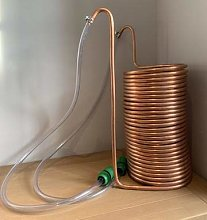 Immersion Wort Chiller/Copper Wort Cooler/Micro