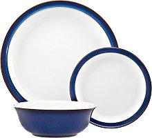 Imperial Blue 12 Piece Tableware Set