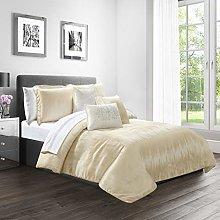 Imperial Rooms 3 Piece Jacquard Bedspread