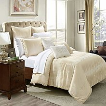 Imperial Rooms® 3 Piece Jacquard Quilted