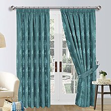 Imperial Rooms Curtains for Bedroom Pencil Pleat