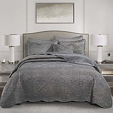Imperial Rooms Quilted Bed spreads King Size -