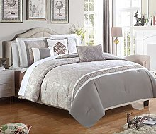 Imperial Rooms® Quilted Bedspread Super King Size