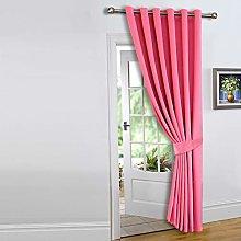 Imperial Rooms Single Door Curtain Thermal