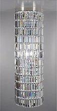 Impex Crystal Art Chandelier Ceiling Light,