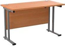 Impulse Narrow Rectangular Desk, 120wx60dx73h