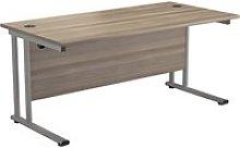 Impulse Rectangular Desk, 140wx80dx73h (cm),