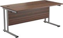 Impulse Rectangular Desk, 180wx80dx73h (cm),