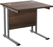 Impulse Rectangular Desk, 80wx80dx73h (cm),