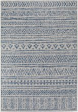 In- & Outdoor Rug Cleo Blue 200x290 cm - Extra