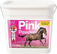 In The Pink Powder (2.8kg) (Pink) - NAF