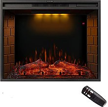 in-Wall & Wall Mounted Electric Heater with